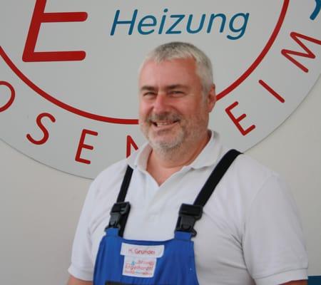 Hubert Grundei
